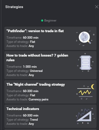 kereskedési stratégiák 60 másodperc