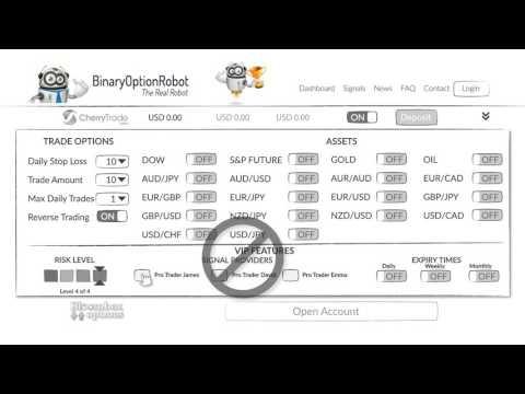 robot bináris opciókhoz optonbt