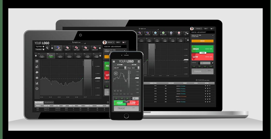 bináris opciók kereskedési platformjai befektetés nélkül