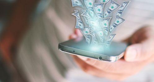 az interneten keresztül befizeti a bevételeket dolgozni az interneten, és valóban pénzt keresni