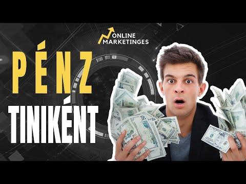 hogyan lehet befektetni és pénzt keresni az interneten