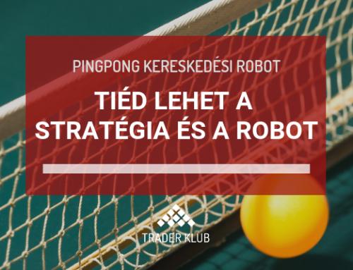 videotanfolyamok kereskedési robotok létrehozásáról