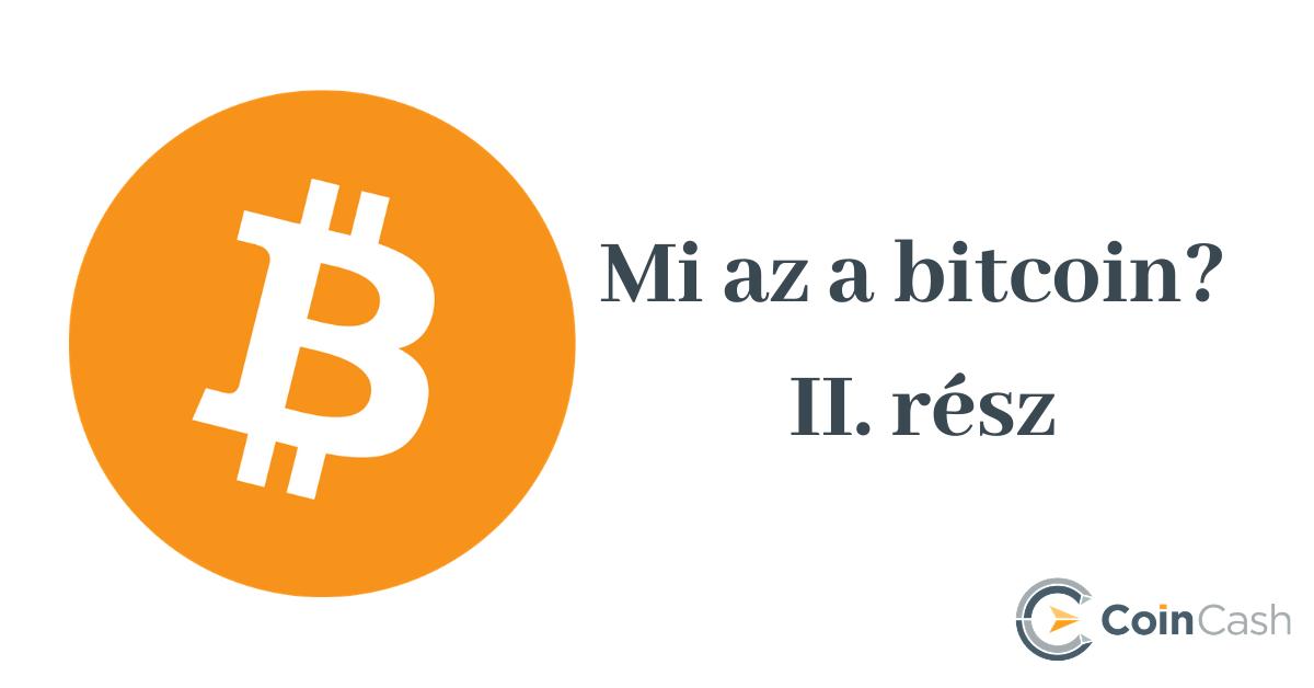bitcoin konszenzus algoritmus bináris opciók mítosza és valósága