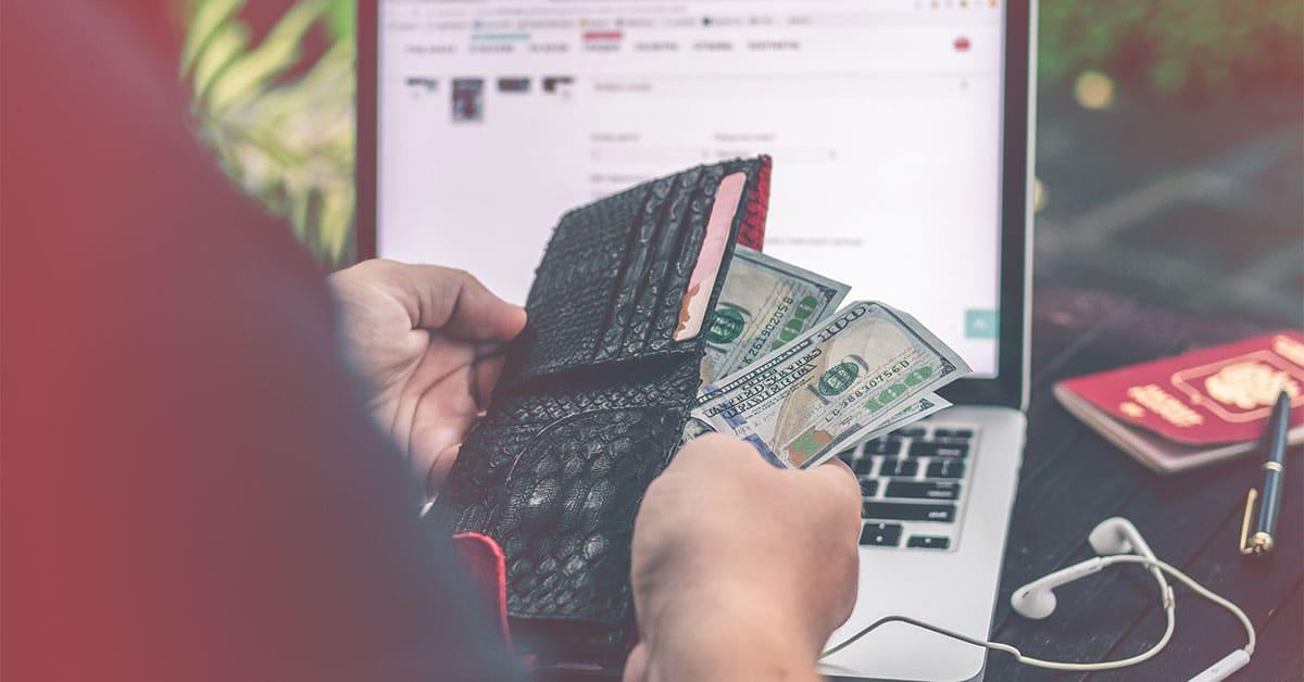 az emberek online keresnek pénzt