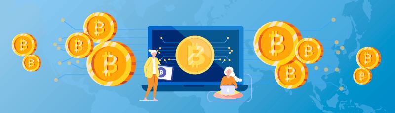 hogyan kell dolgozni a bitcoinnal oldalak, ahol pénzt lehet keresni