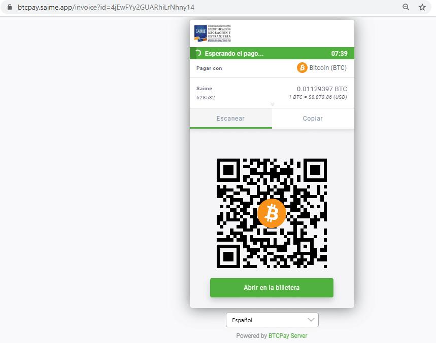 a helyi bitcoin webhely nem működik