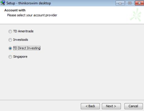 opciók regisztráció demo számla