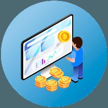 hogyan lehet pénzt keresni bitcoin-tanfolyamon helyi bitcoin pénztárca