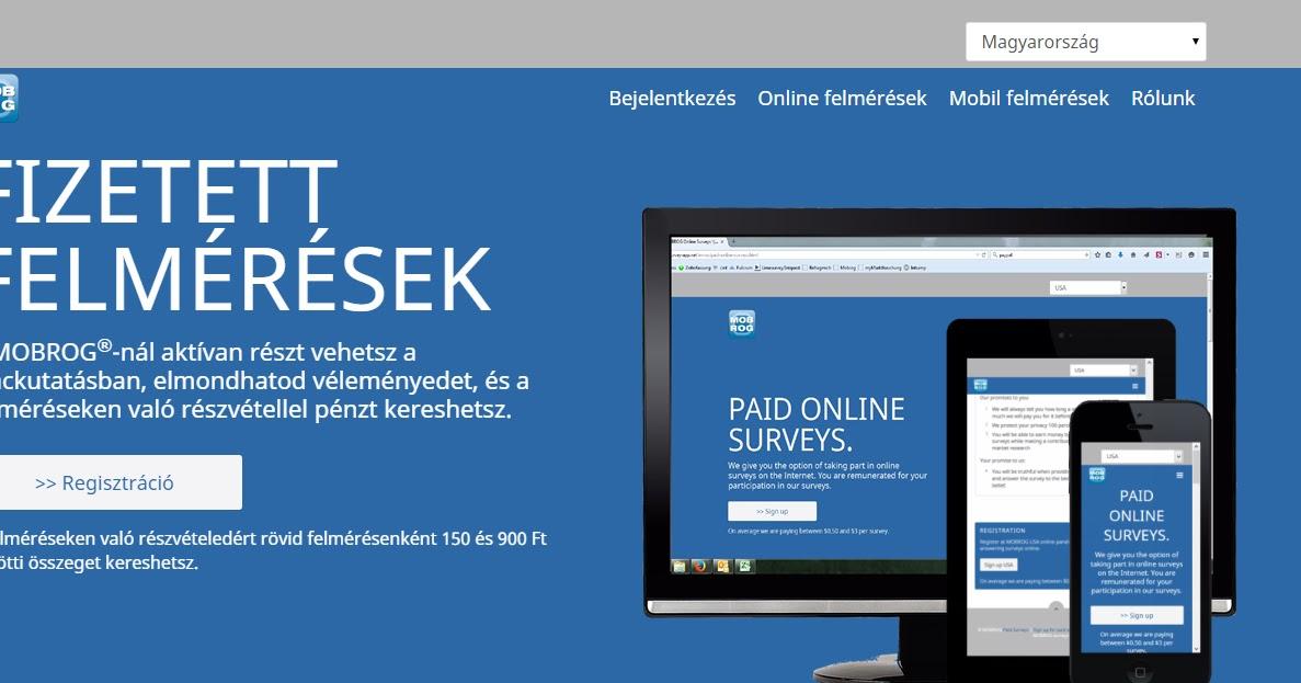 pénzt keresni online vélemények internetes keresetek befektetés nélkül, jó fizetéssel