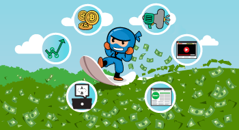 befektetés nélkül jól fizető munka az interneten