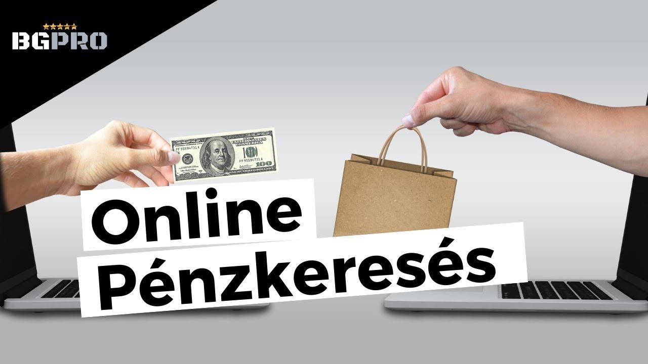 hogyan lehet első pénzt keresni online üzleti értékelés az opciós módszerrel