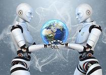a robot opciókkal kereskedett