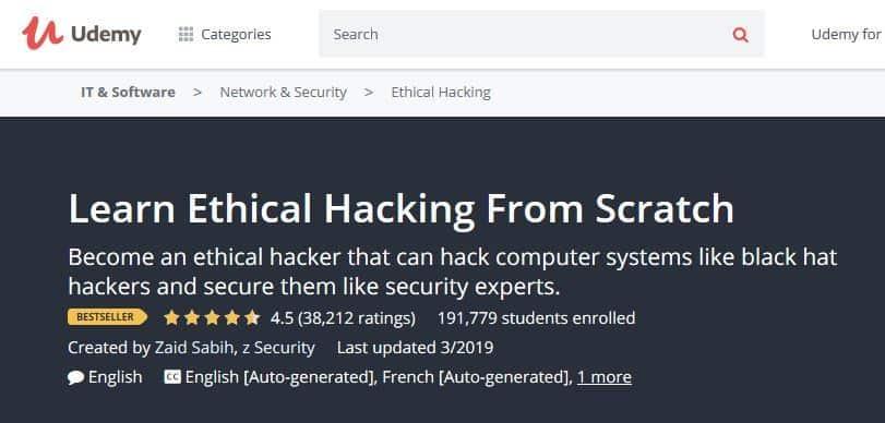 kriptográfiai tanfolyamok
