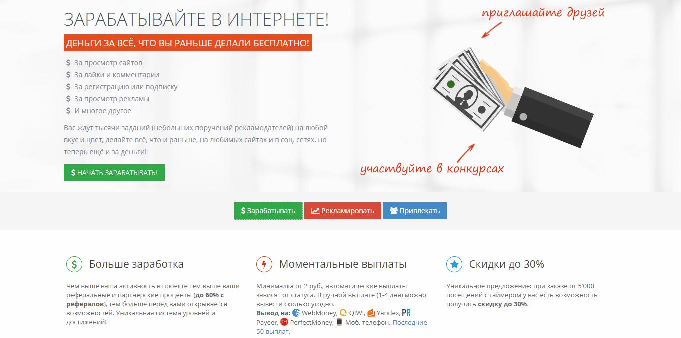 internetes kockázatitőke-webhely