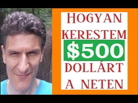 hogyan kerestem pénzt az interneten pénzt keresni a cellájában
