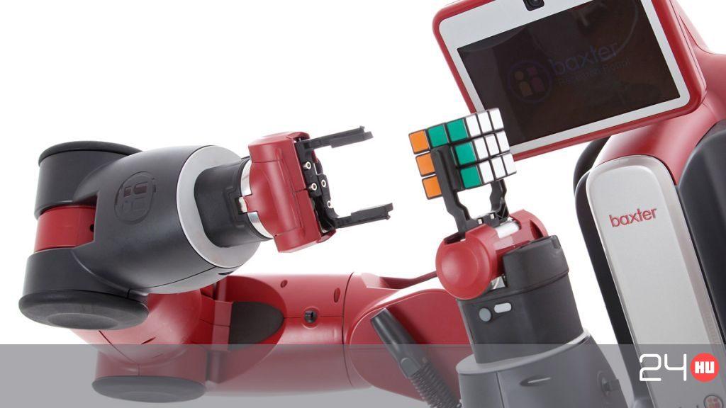 a robotok valódiak