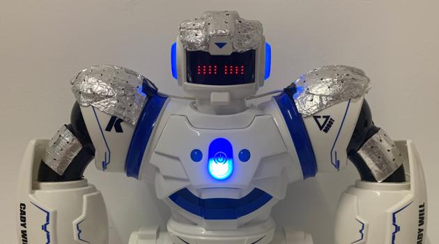 hogyan lehet kereskedő robotot építeni