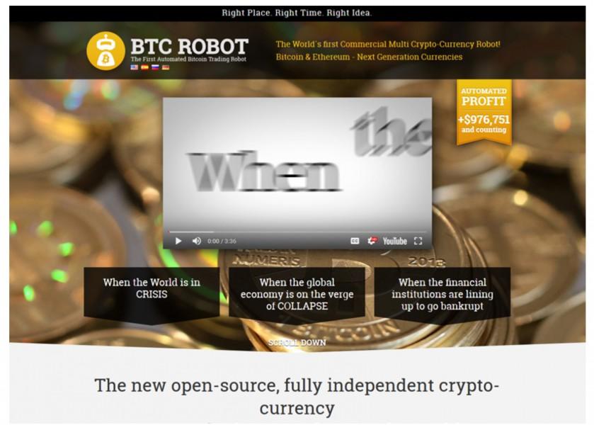 kereskedési bot leírása 1000 webhely pénzt keresni az internetes blogspot-on